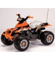 Квадроцикл Peg-Perego Corral T-Rex BLACK/ORANGE, OR 0066