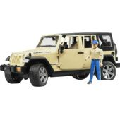 Машинка-джип BRUDER Wrangler Unlimited Rubicon 02525, М1:16