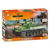 COBI Конструктор World Of Tanks F19 Лоррейн 40T, 540 деталей, COBI-3025