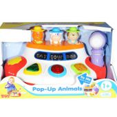 Интерактивная игрушка Hap-p-Kid Little Learner Pop Up Animals (3894 T)