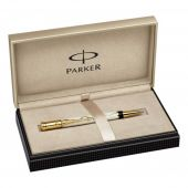 Шариковая ручка Parker Duofold Pearl and Black NEW BP 91 632Ж