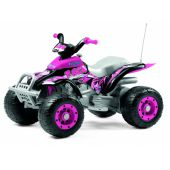 Квадроцикл Peg-Perego Corral T-Rex PINK, OR 0073