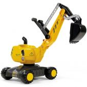 Rolly Toys Экскаватор Rolly Digger CAT mit Rader, 421015