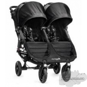 Коляска для двойни Baby Jogger City Mini GT Double