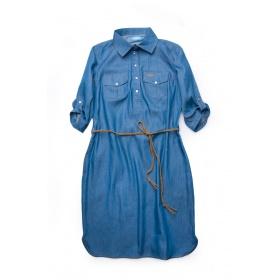 c907103726d02c4 Модный карапуз Платье джинсовое женское (family look) LikeMe. Цена ...