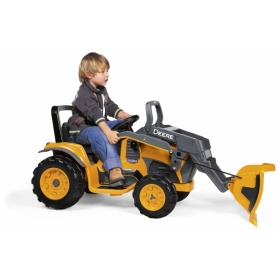PEG PEREGO Электромобиль DEERE CONSTRUCTION LOADER, OR 0088